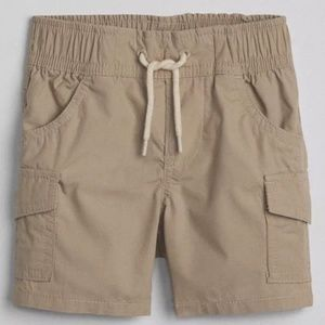 "Gap Baby Boy Toddler 3"" Cargo Pull On Shorts Botto"